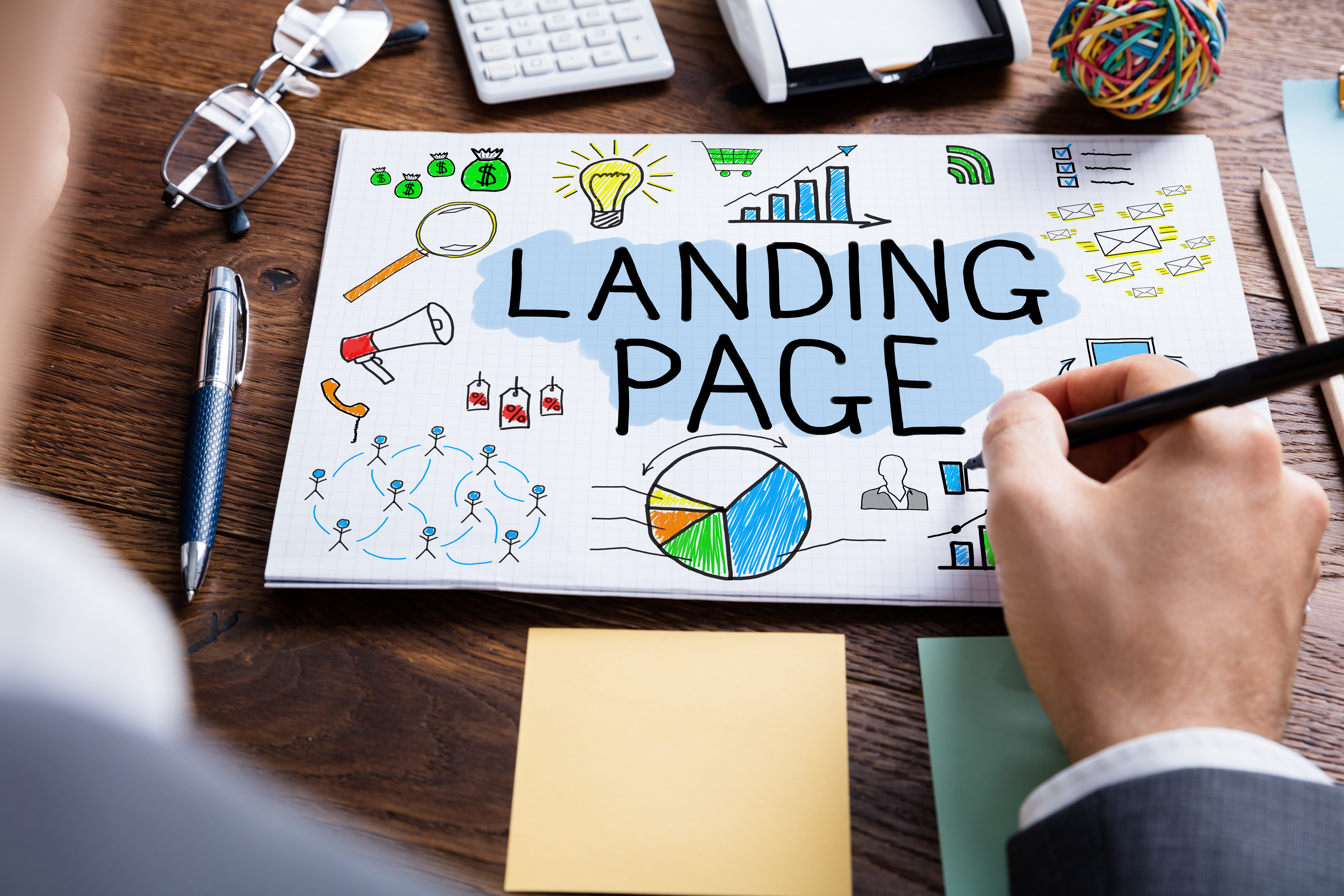 10 Characteristics of a High Converting Landing Page