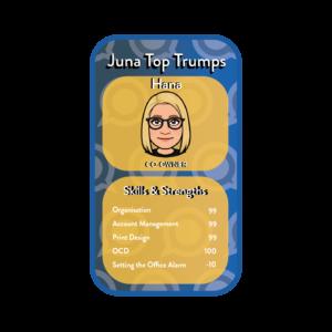 Hana JD Trump